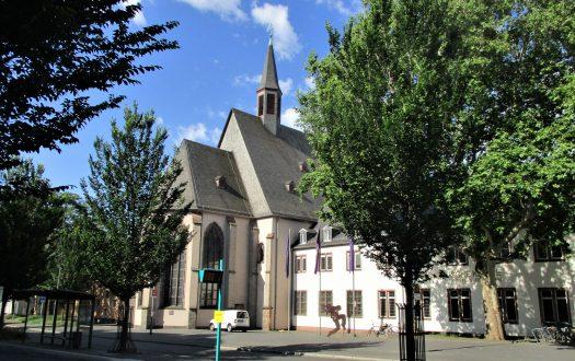 Heiliggeistkirche in Frankfurt